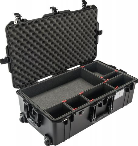 Peli Protector Case 1615 Air Case with Peli Trekpak