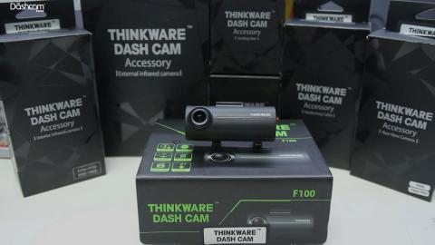 Thinkware Rear View Camera, Internal and External Infrared Camera
