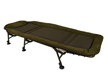 Solar Tackle SP C-Tech Bedchair (with Detachable Bag)