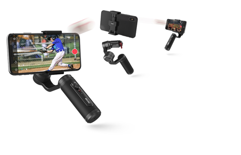 ZHIYUN SMOOTH Q2 3-Axis Handheld Gimbal Stabilizer for Smartphone