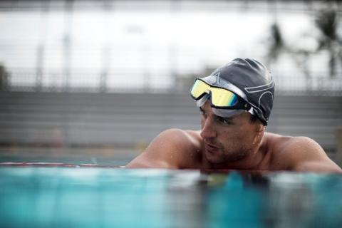 Vista Pro Aqua swimming mask