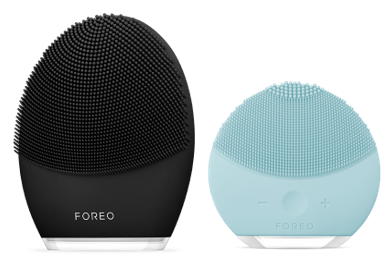 Foreo – LUNA mini 2 & LUNA 3 Men facial cleansing devices