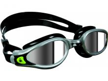 Aqua Sphere Kaiman Exo Mirrored Lens Swimming Goggles