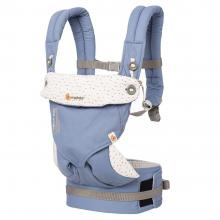 Ergobaby Four Position 360 Baby Carrier and Infant Insert