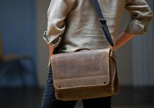 Waterfield Designs Rough Rider Messenger Bag