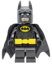 Batman Lego Movie Minifigure Clock