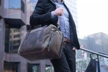 WaterField Designs' new Atlas Executive Athletic Holdall