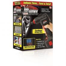 Air Hawk Pro Cordless Rechargeable Tyre Inflator