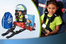 Kids FlySafe CARES Airplane Safety Harness