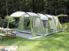 Skandika Saturn 6 & tent | Product Reviews u0026 Rated by GADGETHEAD