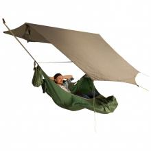 Amok Draumr 3.0 Hammock with Fjøl LW Inflatable Insulated Pad and Draumr 3.0 Tarp