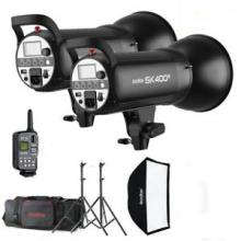 Godox SK 400 II Studio Flash Kit
