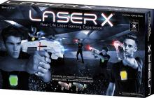 World of Laser X