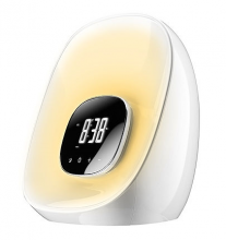 Groov-e Light Curve Alarm Clock