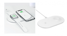 Baseus Smart 2-in-1 Wireless Charger