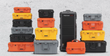 Peli Products Unveils 4 New Long/Deep Lightweight Peli™ Air Case Sizes