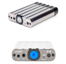 xCAN portable headphone amplifier