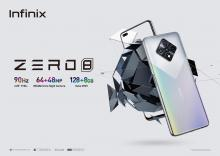 Infinix Announces Zero 8: Flagship Excellence Across-the-Board