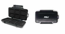 Peli 0915 Waterproof Memory Card Case
