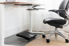 Humanscale FR500 Ergonomic Foot Rocker