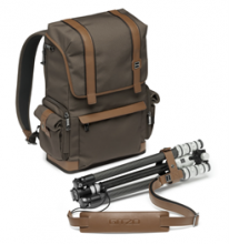 Gitzo Pairs Expert Craftsmanship with Sustainability to Create Légende Tripod and Camera Backpack, Proving Legends Last Forever